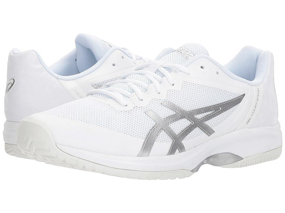 ASICS Gel-Court Speed (White/Silver) Men