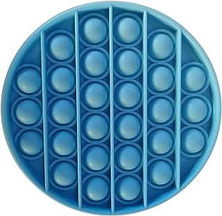 kelebin 1x Push Pop Pop Bubble Sensory Fidget Toy Stress Relief Special Needs Silent Classroom