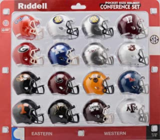 ncaa football helmets