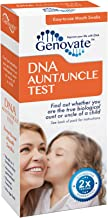 Genovate DNA Aunt/Uncle Test - All Lab Fees & Shipping Included - Results in 2 Business Days