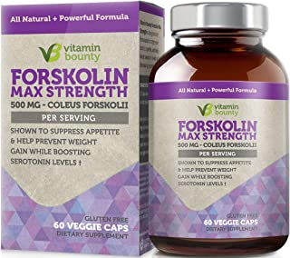 forskolin at gnc stores