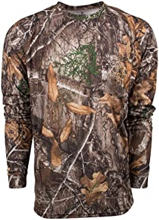 King's Camo Hunter Series Long Sleeve Shirt Realtree Edge