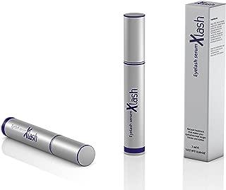XLash Eyelash Extension Serum (3 mL/0.10 fl oz) - 100% All Natural Ingredients
