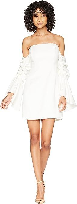 Inez Drawcord Dress