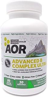 AOR Advanced B Complex Ultra 60 tab