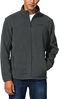 Men's Outdoor Fleece Jacket Full Zip Thermal Winterwear