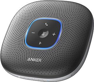 Anker PowerConf スピーカーフォン 会議用 マイク Bluetooth 対応 Skype Zoom など対応 24時間連続使用 USB-C接続 オンライン会議 テレワーク 在宅 会議用システム ウェブ会議 テレビ会議 ビデオ会議
