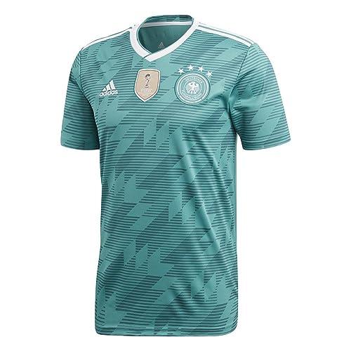 aa5e79ca5 adidas Mens 2018 Germany Away Jersey
