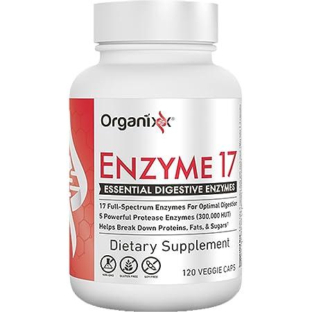 Organixx Enzyme 17 Supplement Review
