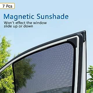 Psler Auto Magnetische Sonnenschutz f/ür Seitenfenster Heckscheibe f/ür CT200H 2010-2019