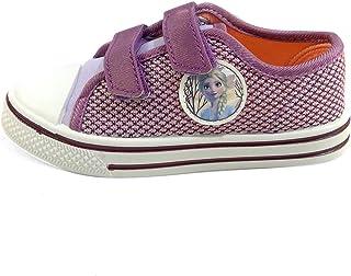 Disney Frozen 2 Girls Sneaker, Lilac, 30 EU