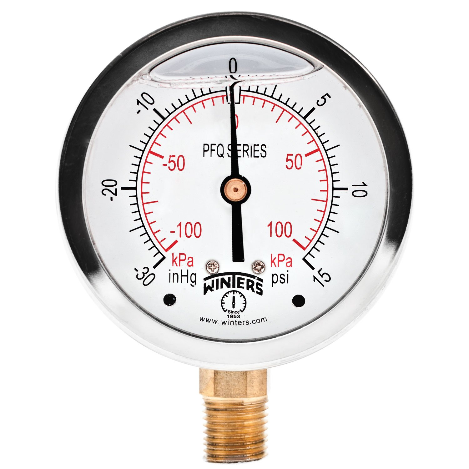 Winters PFQ Series shop Stainless Steel Dual Filled online shopping Liquid 304 Scale