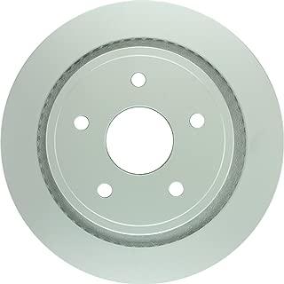 Bosch 16010160 QuietCast Premium Disc Brake Rotor For Chrysler: 2007-2009 Aspen; Dodge: 2004-2009 Durango, 2002-2010 Ram 1500; Ram: 2011-2016 1500; Rear