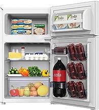 Avanti Products Avanti Model - 3.1 CF Two Door Counterhigh Refrigerator - White RA3106WT AVARA3106WT