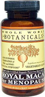 Whole World Botanicals, Royal Maca, 60 Capsules
