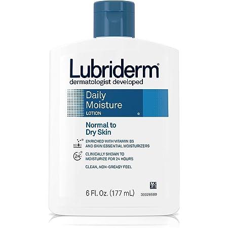 Amazon.com : Lubriderm Daily Moisture Lotion 6oz : Beauty