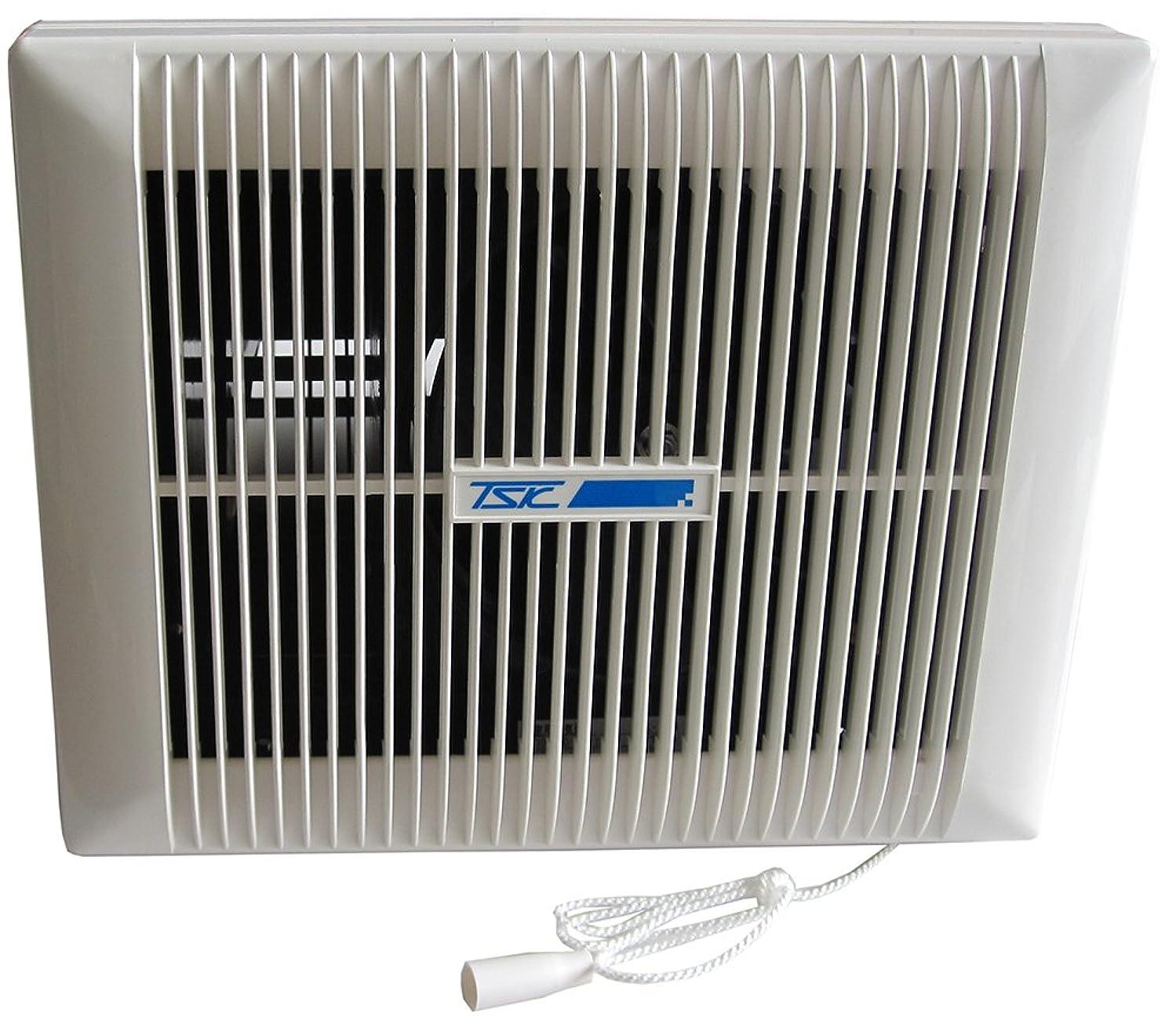改善するリーガン乱気流TSK 浴室用換気扇 同時吸排 TK-120H