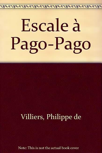 Escale à Pago-Pago