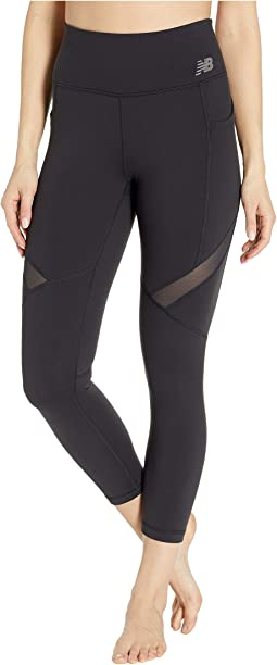 7fa3097b New balance high rise transform tights | Shipped Free at Zappos