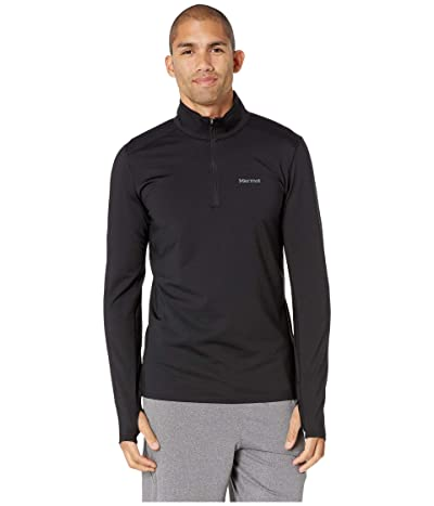 Marmot Heavyweight Morph 1/2 Zip (Black) Men