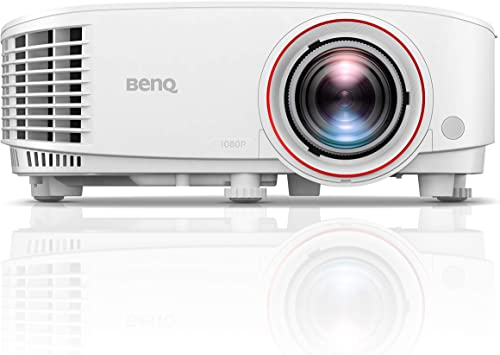 BenQ TH671ST Gaming Projector Native 1080p, Full HD, DLP High Brightness (3000 Lumens), Ambient Light Sensor, Superio...