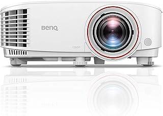 BenQ TH671ST Full HD projector (voor gamers met een hoge helderheid van 3.000 ANSI lumen, laag input-laag, short throw en ...