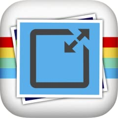 Batch resize Resize Crop Easy access to all resized photos Resized pictures are saved automatically