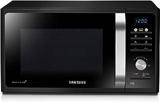 comprar comparacion Samsung MG23F301TAK/EC Microondas con Grill, 23 Litros de Capacidad, Potencia 800W/1100 W, Interior Cerámico Enamel, Siste...