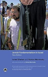 Jewish Fundamentalism in Israel (Pluto Middle Eastern Studies S)