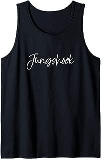 You Got Me JungShook Kpop Merchandise K-pop Merch Gift Tank Top