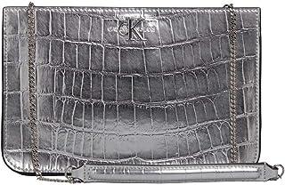 Calvin Klein Mono Hardware Flat Xbody Bag, 25 cm, K60K606154