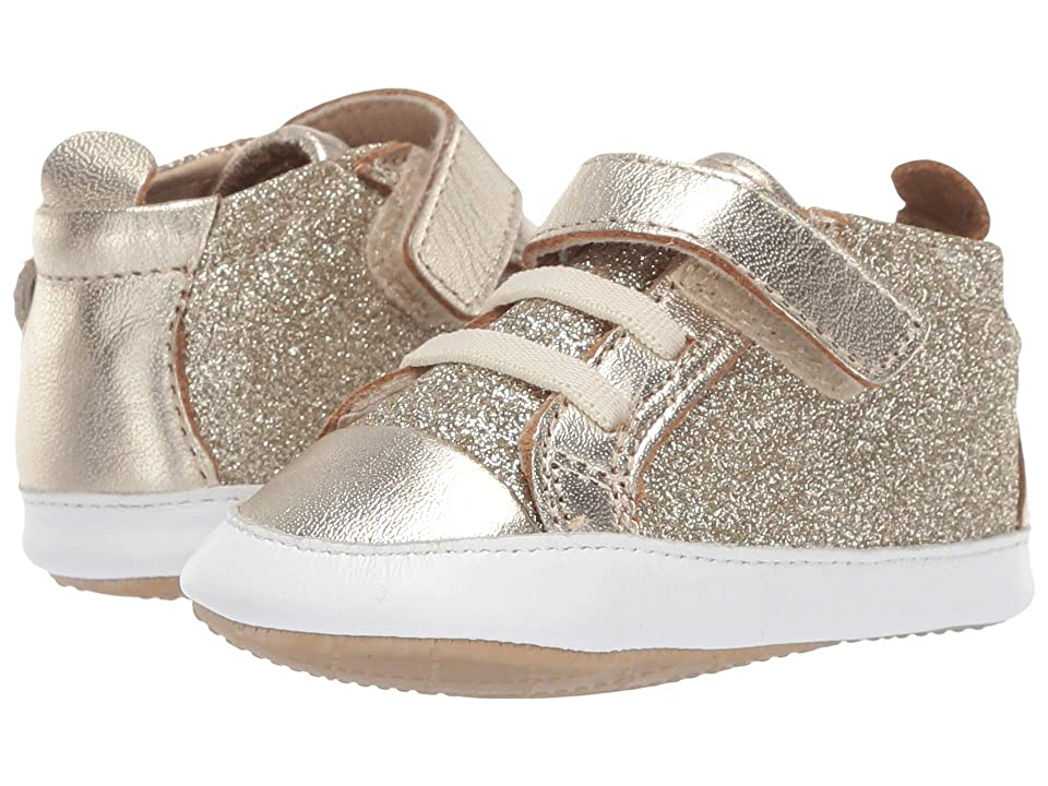 Old Soles Cheer Glam (Infant/Toddler) (Glam Gold/Gold) Girl
