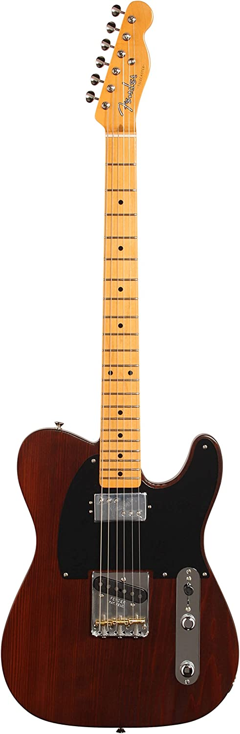 Popular brand Fender American Reclaimed Redwood Solid-Body Cheap mail order specialty store Electric Telecaster