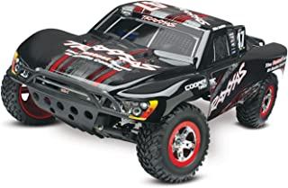 Traxxas 58034-1 Short Course Truck, Black