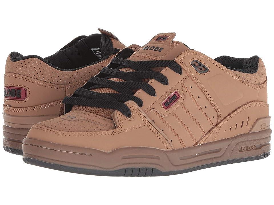 f54628e320 Globe Fusion (Tobacco Brown Gum) Men s Skate Shoes