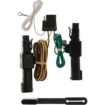 [TBQL_4184]  Amazon.com: CURT 55317 Vehicle-Side Custom 4-Pin Trailer Wiring Harness for  Select Dodge Ram, Dodge Dakota Pickup Trucks: Automotive | Dodge D350 Wiring Harness |  | Amazon.com