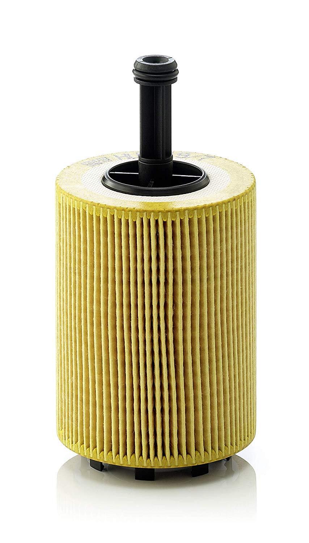 MANN-FILTER HU 719/7 X Original Filtro de Aceite, Para automóviles ...