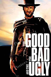 Posters USA - The Good The Bad and The Ugly Movie Poster GLOSSY FINISH - MOV002 (24