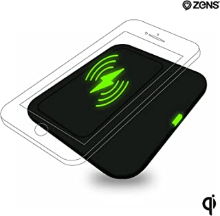 UniHappy Qi Wireless Charger Charging Pad Receiver for iPhone 6 6 Plus 5 5S 5c Ipad