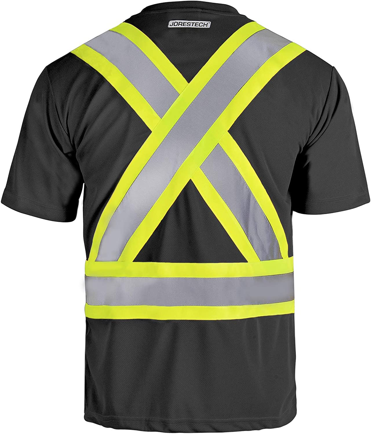 JORESTECH Safety T Shirt Challenge the lowest price Indianapolis Mall of Japan Reflective X in High Back Visibility Sh