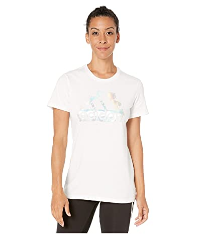 adidas I See You Tee (White) Women