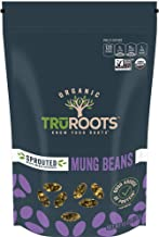 canned sprouted beans
