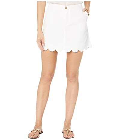 Lilly Pulitzer Colette Skort (Resort White) Women