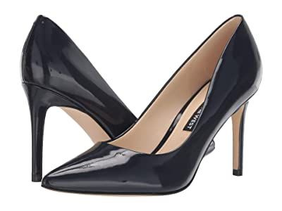 Nine West Ezra Pump (Midnight) Women