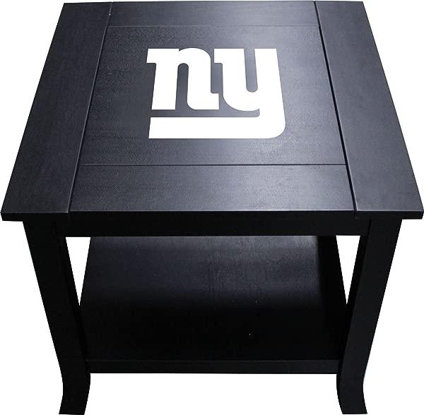 Imperial Officially Licensed NFL Furniture Hardwood Side End Table