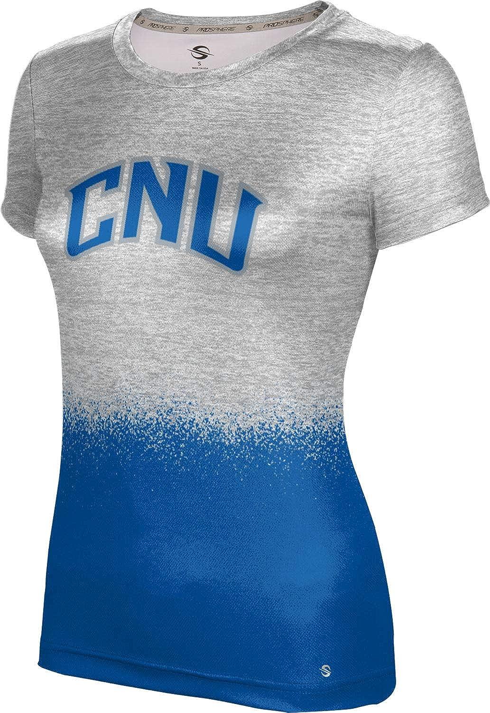 ProSphere Christopher Newport University Girls' Performance T-Shirt (Spray Over)