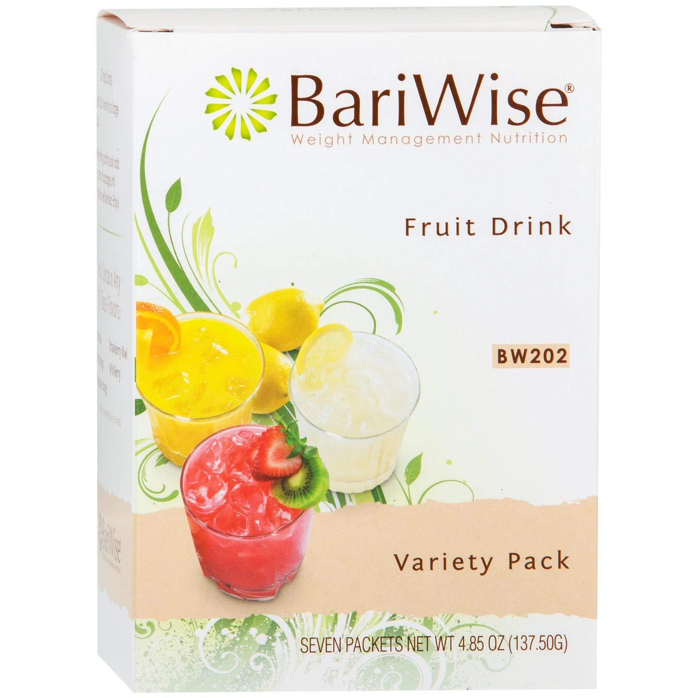 BariWise High Protein Powder Super sale Low-Car Drink Super intense SALE 15g Fruit