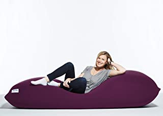 Yogibo Max 6-Foot Beanbag Chair, Bean Bag Couch with a Washable Outer Cover, Customer Favorite Cozy Sofa for Gaming, Readi...