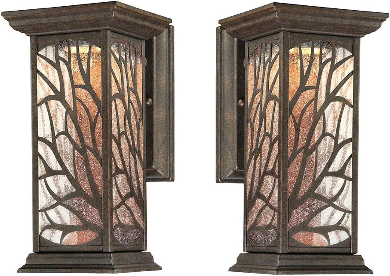 Ciata Lighting Max 46% OFF San Diego Mall Glenwillow One-Light Finish Victorian Bronze LED