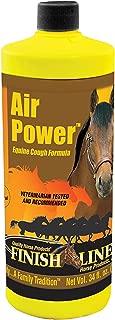 FINISH LINE Air Power Equine Cough Formula 34 Ounce